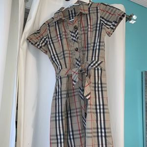 Authentic Flagship Burberry Dress